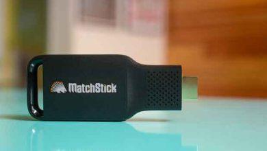 Photo de Clé HDMI : un Matchstick basé sur Firefox OS