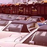 De 1969 à 1975, ce ne sont pas moins de 115.000 Porsche 914 à moteur 4-cylindres qui tombèrent des chaînes d'Osnabrück.