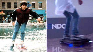 Photo of Retour vers le futur II : l'hoverboard existe réellement