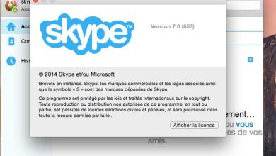 Photo de Skype unifie son design