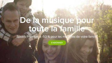 Photo of Spotify cible désormais toute la famille