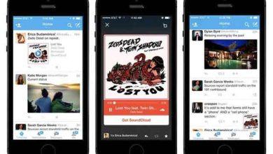 Photo of Avec Audio Card, Twitter s'appuie sur iTunes et SoundCloud