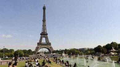 Photo de Twitter : Paris supplante New York