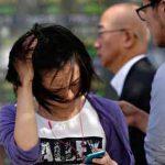 La Nasa diffuse de spectaculaires images du typhon Vongfong