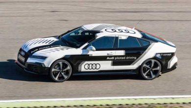 Photo de Voiture autonome : une Audi sans pilote va aussi vite qu'avec un pilote