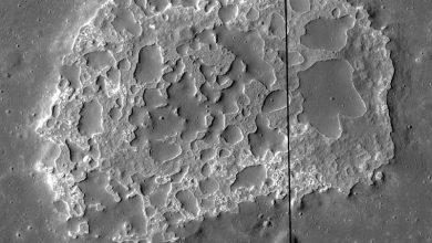 Photo de Volcanisme lunaire : faut-il réviser notre histoire thermique de la Lune ?