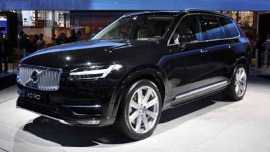 Photo de Volvo : le nouveau XC90 s'expose à Paris