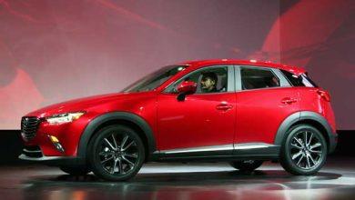 Mazda lève le voile sur nouveau CX-3
