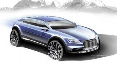 Photo de Audi place les premiers jalons du futur SUV Q8
