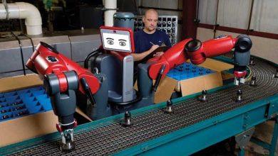 Photo de À l'instar de Baxter, la révolution des robots est en marche