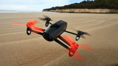 Avec BeBop, Parrot propose un drone caméra
