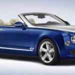 Grand Convertible : Bentley compte s'attaquer à Rolls-Royce
