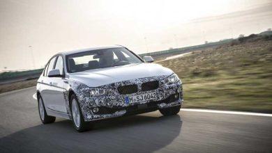 Photo de BMW présente la technologie hybride de sa future Série 3