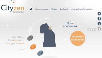 Photo de Digital-Shirt : l'équipementier sportif Asics choisit la marque française Cityzen Sciences