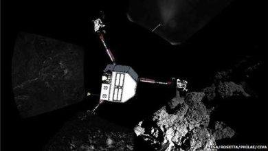 Photo of Philae : Ptolemy fait des découvertes « riches »