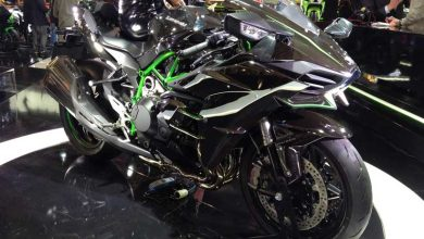 EICMA : Kawasaki dévoile la H2 version Street Legal