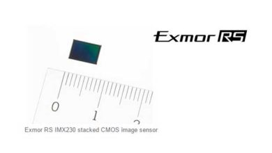 Photo de Exmor RS IMX230 : Sony annonce un capteur photo de 21 mégapixels