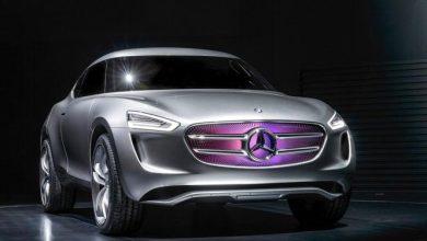 G-Code : l'étonnant concept SUV de Mercedes