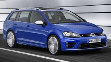 Photo de Golf R Variant : Volkswagen en remet une couche