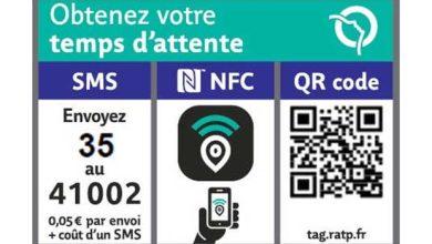 NFC : la RATP informe en temps réel