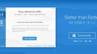 iOS 8.0 & 8.1.x : disponibilité du jailbreak Pangu 1.1