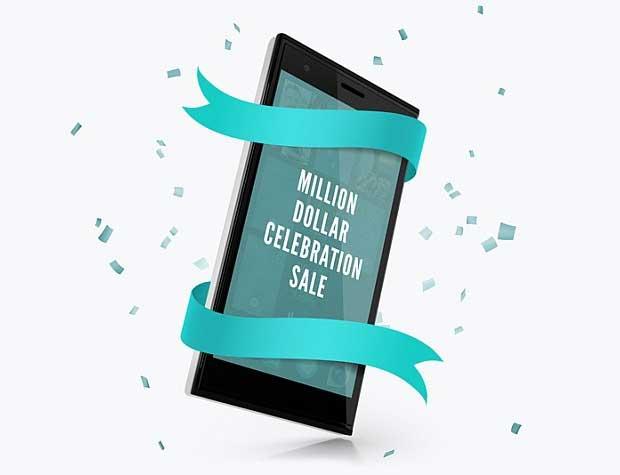 Jolla : suite au succès de la tablette, baisse de prix du smartphone