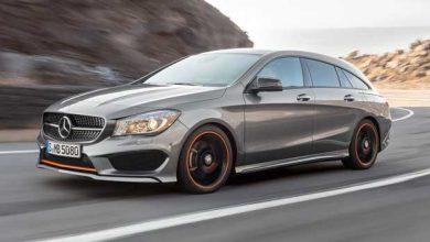 Mercedes : CLA Shooting Brake ne renie pas ses liens avec la CLS