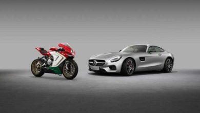 Mercedes-AMG prend 25% de participation dans MV Agusta