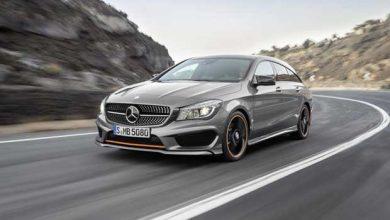 Photo of Mercedes commercialisera son CLA Shooting Brake en 2015