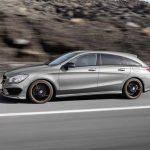 Mercedes commercialisera son CLA Shooting Brake en 2015
