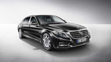Mercedes a dévoilé sa Maybach S600