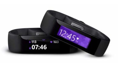 Microsoft Band : la montre-bracelet s'est « bien vendue »