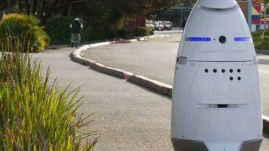 Photo de Microsoft confie sa sécurité aux robots K5