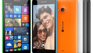 Photo de Un Microsoft Lumia 535 à 109 euros