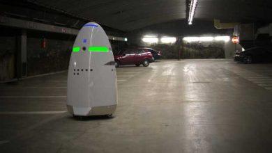 Photo de Microsoft : précurseur en employant des robots pour sa sécurité