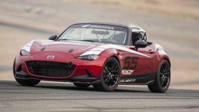 MX-5 Cup : Mazda dévoile son cabriolet course
