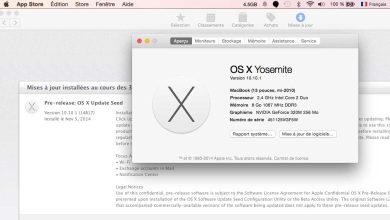 OS X 10.10.1 Yosemite : une mise à jour pour corriger des problèmes de Wi-Fi