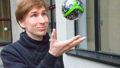 Photo of Panoramic Ball : cet appareil photo à 360° sera lancé au printemps