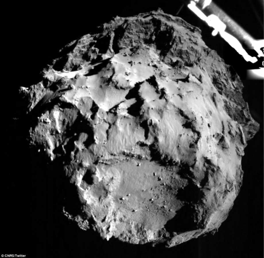 philae-comet-67P-CG