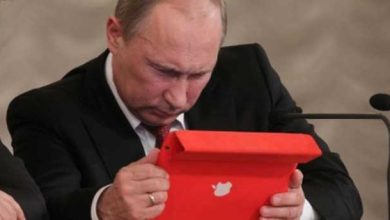 Photo of Bientôt plus de produits Apple en Russie ?