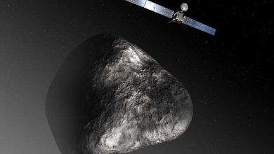 Photo of Rosetta est une sonde très connectée