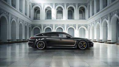 Salon de Los Angeles : Porsche présentera une Panamera Exclusive Series
