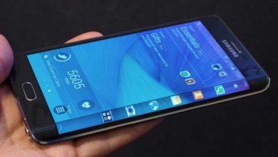 Photo de Samsung commercialisera son Galaxy Note Edge en France