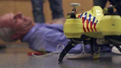 Photo of Les services d'urgences séduits par un drone-ambulance