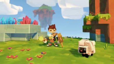 Photo de Skysaga : Infinite Isles : un nouveau jeu qui va mêler Minecraft avec Legend of Zelda