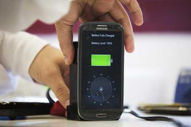 Recharger son smartphone en moins de 30 secondes n'est plus une utopie