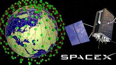 Photo de SpaceX : Elon Musk confirme le déploiement d'une constellation de satellites pour internet