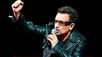 Photo de Spotify : le chanteur Bono plaide pour les services de streaming audio