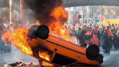Photo of Voiture incendiée : internet lui offre un nouveau véhicule