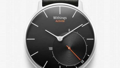 Photo of Withings lance une montre connectée, un vrai accessoire de mode